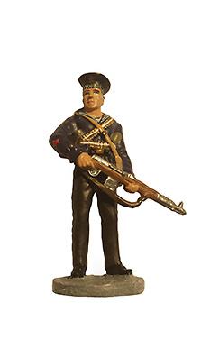 Marinero, Ejército Soviético, 1941-1943, 1:32, Eaglemoss