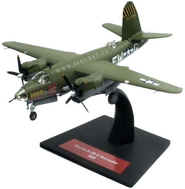 Martin B-26 B Marauder, USA, 1:144, Altaya