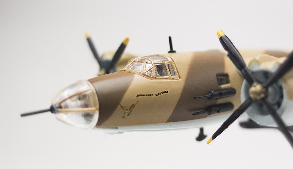 Martin B-26 Marauder, USA, 1941/45, 1:144, Editions Atlas