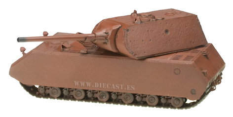Maus, German Army (Color Base), 1:72, Easy Model