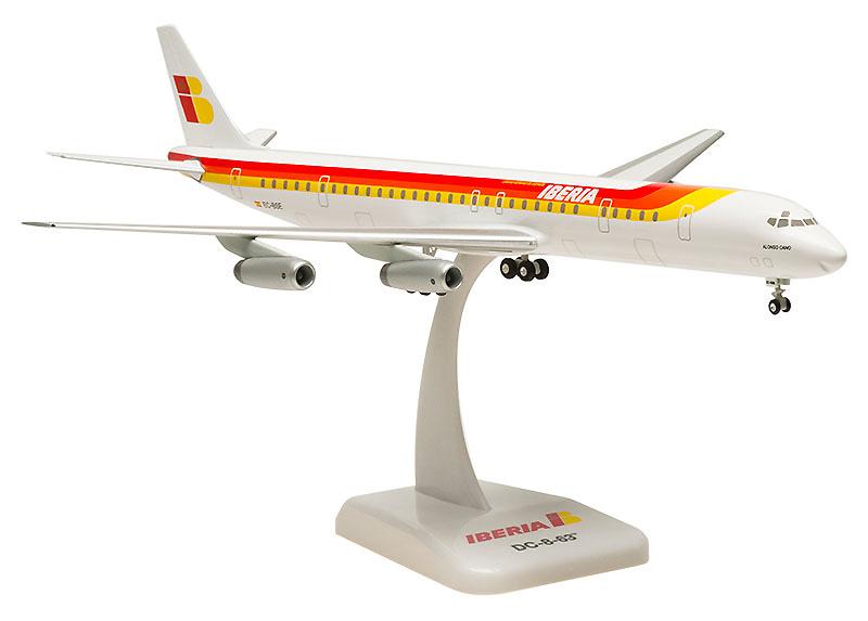 Mcdonnell Douglas DC-8-63, EC-BSE Iberia, 1:200, Hogan