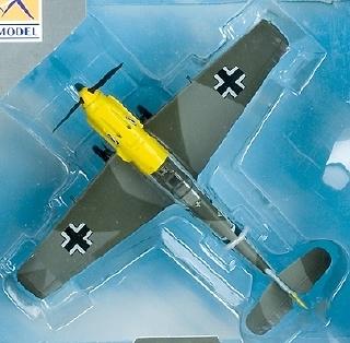Messerschmitt BF109E, 2/JG52, 1:72, Easy Model