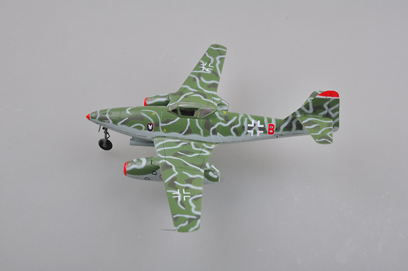 Me262 A-2a, 9K+BN5, 1:72, Easy Model