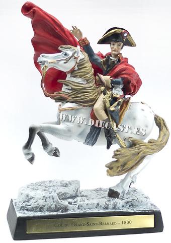 Napoleón en el Paso de San Bernardo, 1800, 1:30, Ediciones Cobra