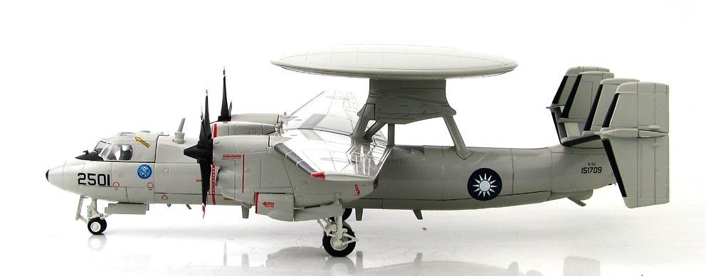 Northrop Grumman E-2T Hawkeye BuNo.151709/2501, ROCAF, 1995, 1:72, Hobby Master