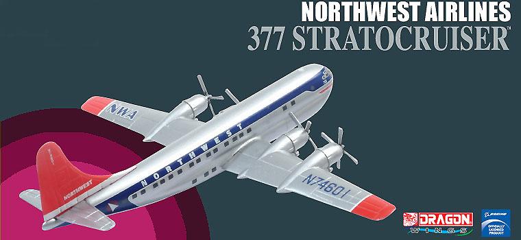 Northwest Airlines, Boeing 377 Stratocruiser