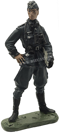 Oficial de combatientes de la policía departamental, 1942, 1:32, Hobby & Work
