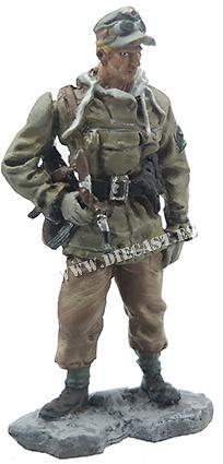 Oficial de infantería de Montaña