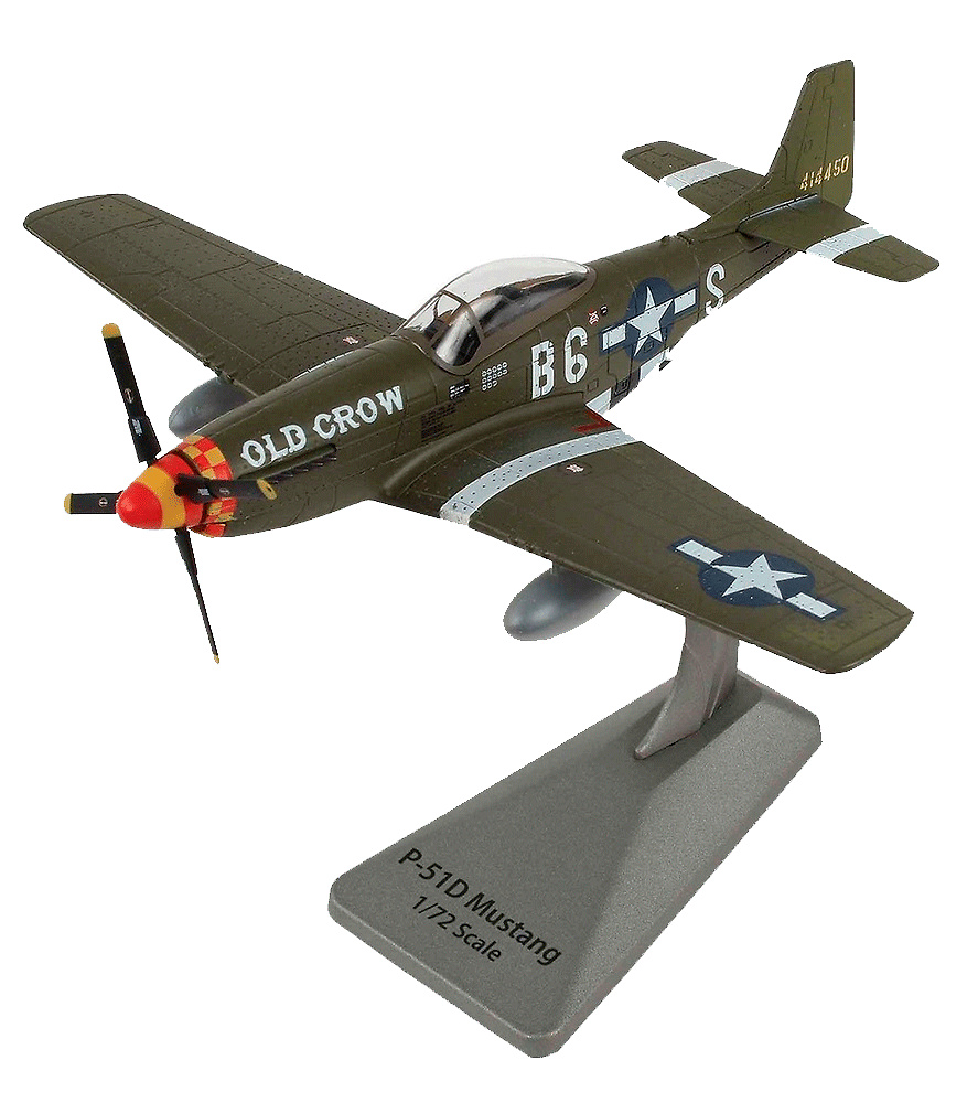 P-51 Mustang USAAF Old Crow