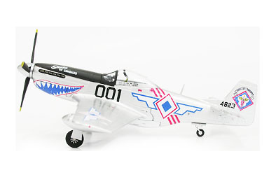 P-51D Dhark of Zambales, 1:72, Witty Wings