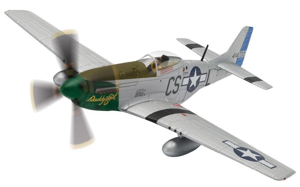 P-51D Mustang, 44-14733/CS-L
