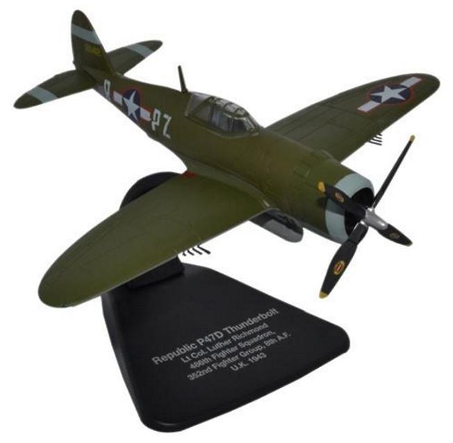 P47D Thunderbolt, USAAF Europe, 1943, 1:72, Oxford