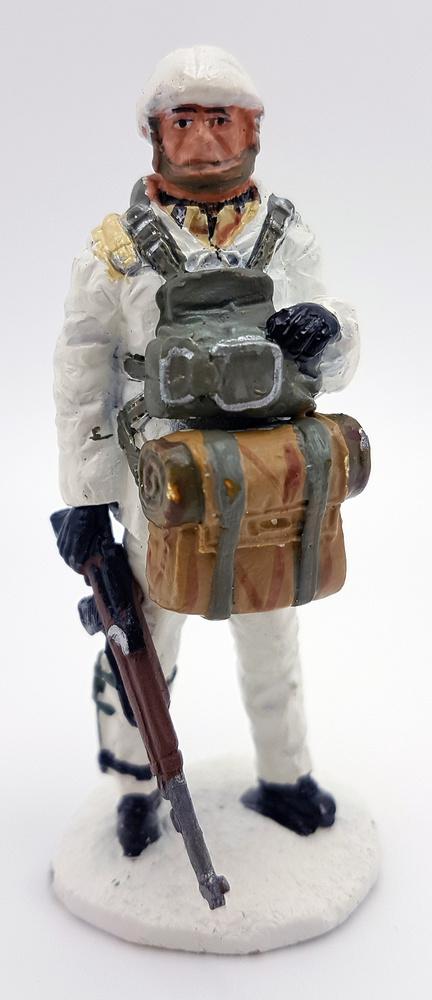 Paracaidista, 1963, Del Prado