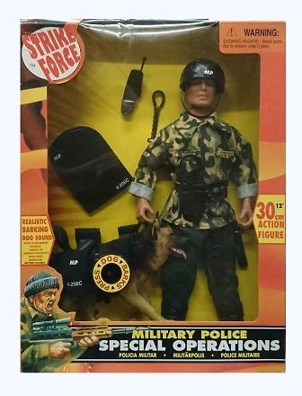 Policia Militar, Operación especial, Strike Force, Sunny Smile