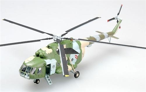 Polish Air Force Mi-8T White 610, 1:72, Easy Model