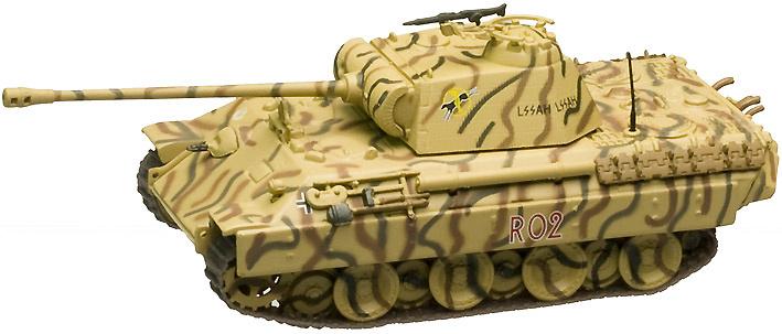 Pz.Kpfw V Panther Ausf. A (sd.Kfz. 171), 1:72, Altaya