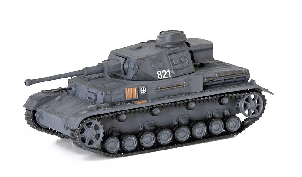 Pz.Kpfw.IV Ausf.F2(G), 13.pZ.dIV., Norte del Caúcaso, 1942, 1:72, Dragon Armor