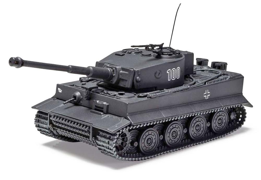 Pz.Kpfw.VI, Tiger I, 'Primero en servicio', Torreta Nº100, Sector de Leningrado, 1942, 1:50, Corgi