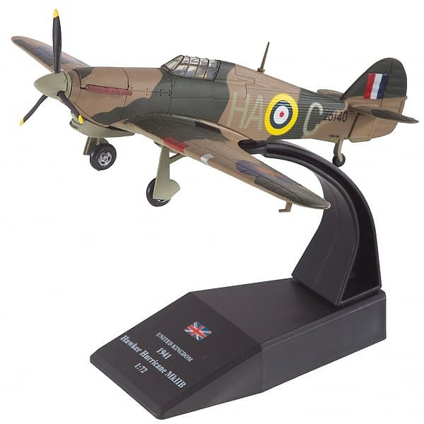 RAF Hawker Hurricane Mk.HB, 1941, 1:72, Humatt