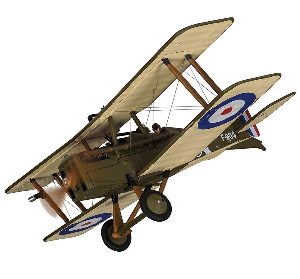SE5a F-904, Major C. E. M. Pickthorn MC, RAF No.84 Squadron, Francia, Noviembre, 1918, 1:48, Corgi