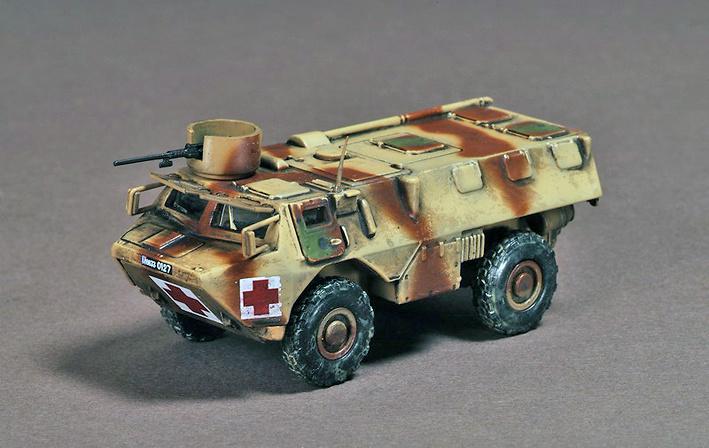 Saviem VAB, Ejército Francés, 150e Regiment d'Infanterie, Francia, 2009, 1:72, War Master