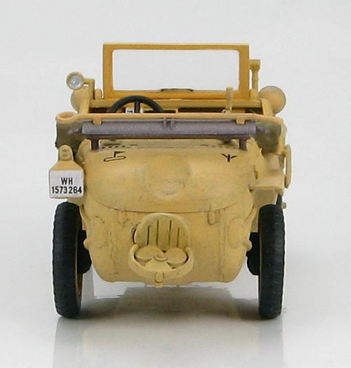 Schwimmwagen Type 166 Volks-Werver-Brigade 8, 1944 , 1:48, Hobby Master