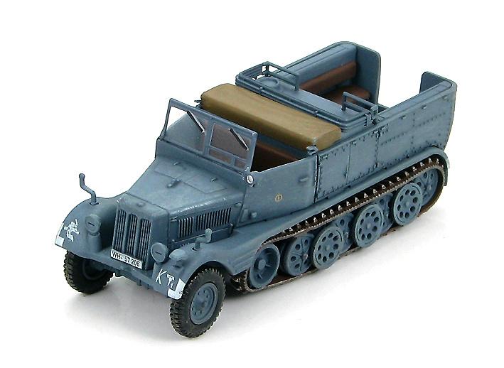 Sd. Kfz. 11 German 3 ton Half-Track 11th Panzer Div., Eastern Front 1941