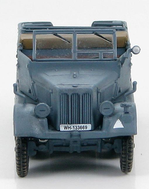 Sd. Kfz. 11 German 3 ton Half-Track Unit Unknown, Poland 1939