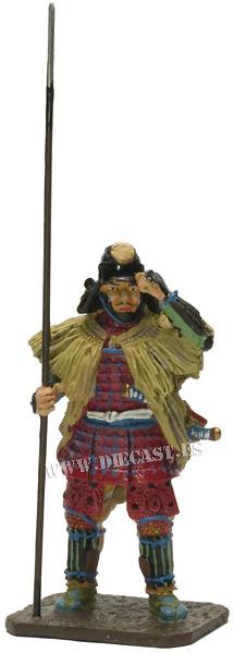 Sengoku Musha, Samurai, 1:30, Del Prado