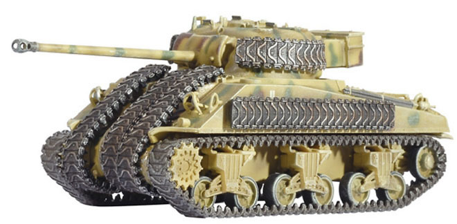 Sherman Captured Firefly, Dragon, 1:72