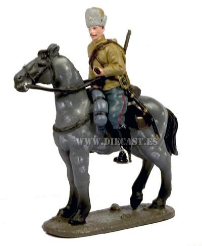 Soldado, 16 th Tverskoi Dragon, Regt Russia, 1915-17, 1:30, Del Prado