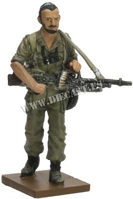 Infantryman, Israeli Army, Syrian Front, 1973, 1:30, Del Prado