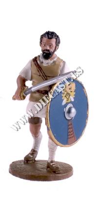 Soldado infantería Bizantina, 1:30, Del Prado