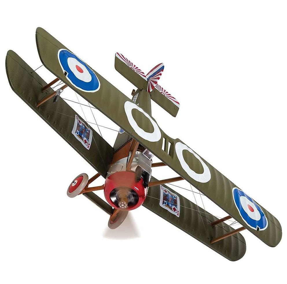 Sopwith F.1 Camel B6401 No.3 Squadron RNAS, Norte de Francia, 1918, 1:48, Corgi