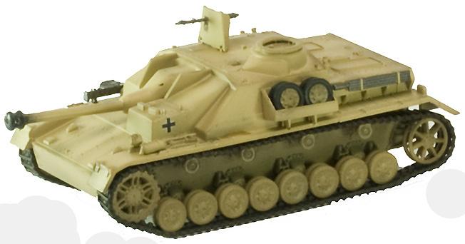 Sturmgeschutz IV, Eastern Front, 1944, 1:72, Easy Models