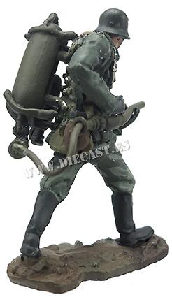 Sturmpionier con lanzallamas, 1941, 1:32, Hobby & Work