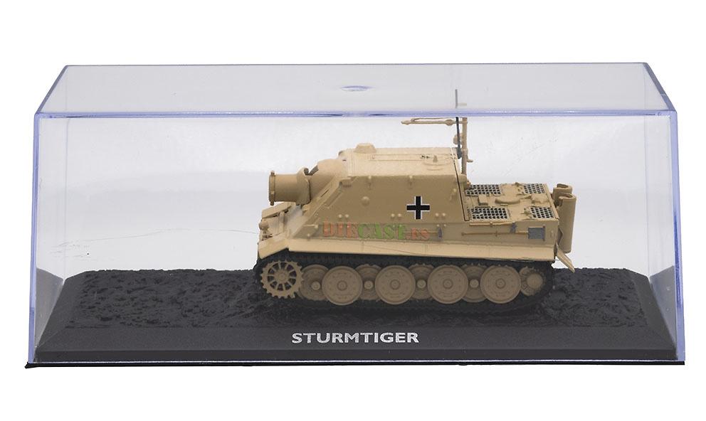 Sturmtiger, Alemania, 1944, 1:72, Atlas Editions