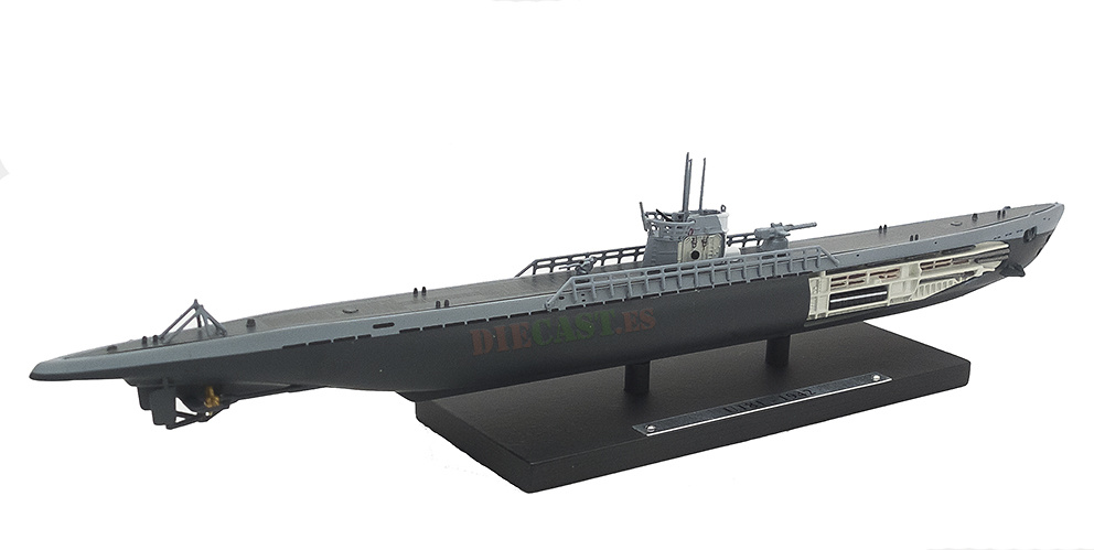 102 U-181 SUBMARINE TYPE IXD2 1942 GERMANY 1:350 ATLAS De AGOSTINI