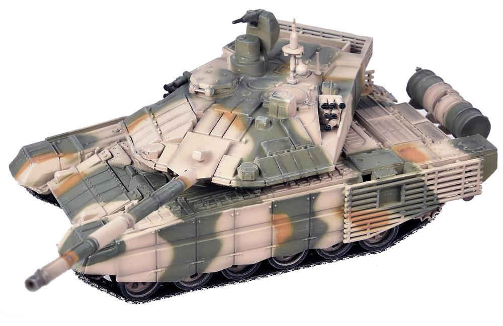 T-90MS, Ejército Ruso, Nizhny Tagil, 2012, 1:72, Modelcollect