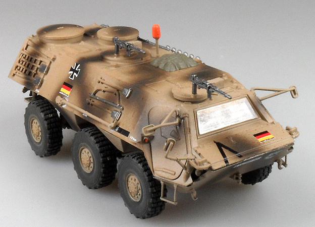 TPz Fuchs A4 - ISAF, 1:72, Panzerstahl