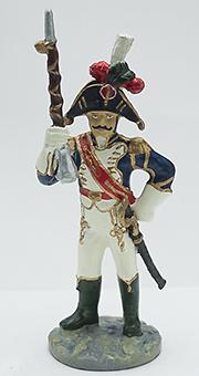 Tambor Mayor, Regimiento Vieja Guardia, 1808-1810, 1:32, Eaglemoss