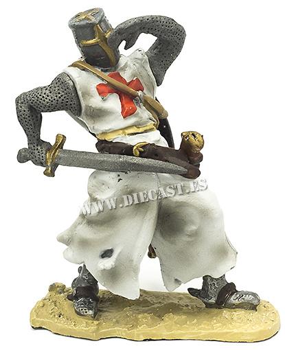 Templario en combate, 1:32, Hobby & Work