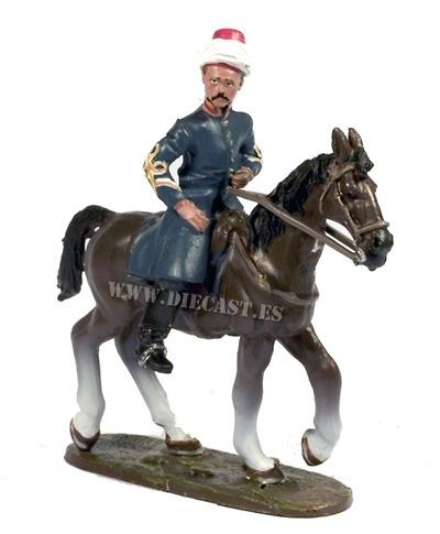 Teniente General Valentin Baker Pasha, 1827-1887, 1:30, Del Prado