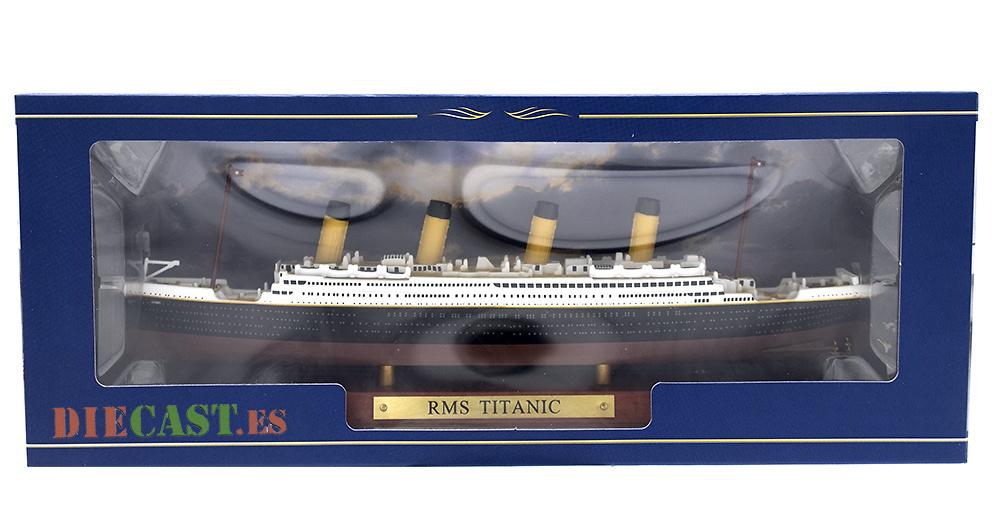 Transatlántico RMS Titanic, Gran Bretaña, 1912, 1:1250, Atlas