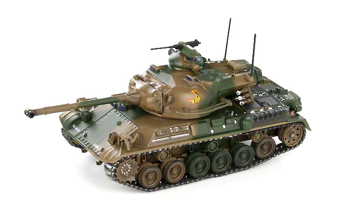 Type 61, 90 mm Motorized Gun, Japón, 1970, 1:72, War Master