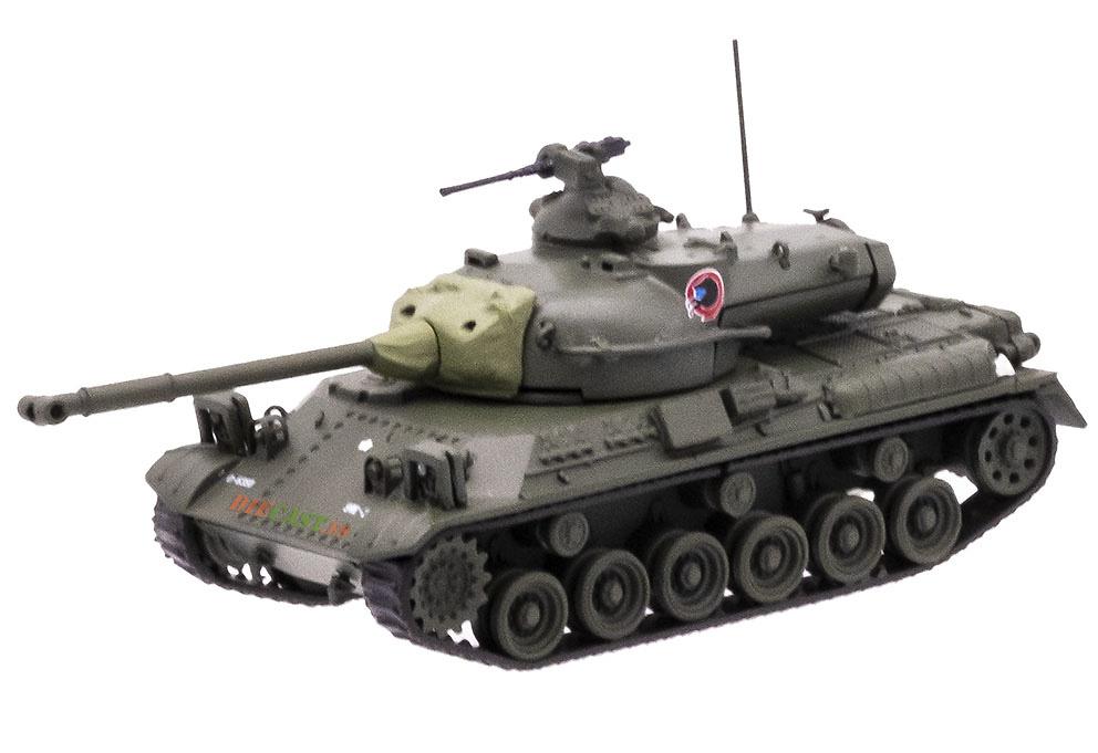 Type 61, Tanque de Combate Principal, JGSDF, Japón, 1961/2000, 1:72, DeAgostini