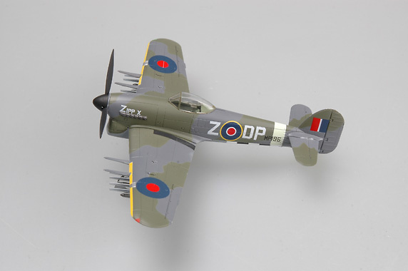TYPHOON MK.IB, Mp195, DP-Z, Nº 193, 1:72, Easy Model