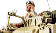 U.S. M2A2 BRADLEY, KUWAIT 1991, 1:32, Forces of Valor