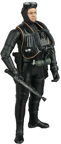U.S. Navy Seal, I.TJG.Lucas Dawes, 1:18, Bravo Team