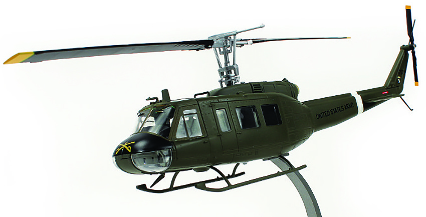 UH-1H, Sp4 Joseph G. LaPointe, B Troop, 2nd Squadron, 17th Cavalry, 1969, 1:48, Air Force One